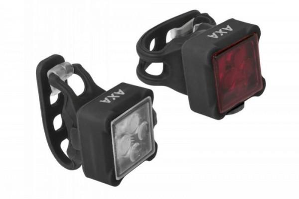 AXA Niteline 44 Bike Light Set