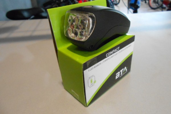 Front light RMS BTA COMPACT 5 LED
