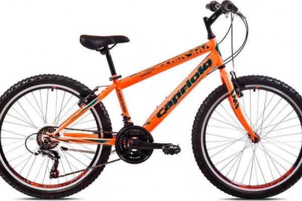 CAPRIOLO RAPID 400 MOUNTAIN Bike shimano 21spd