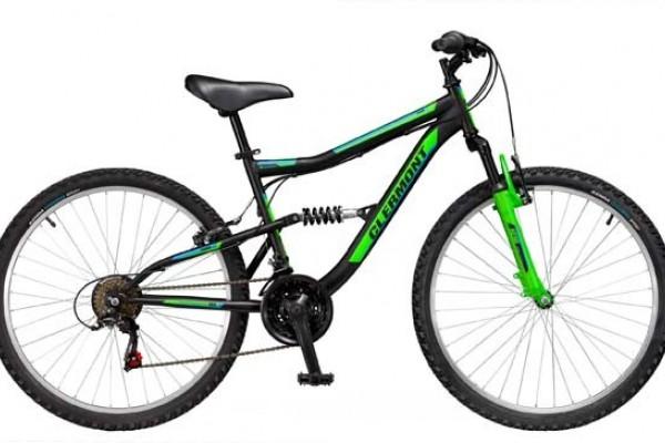 Ποδήλατο βουνού CLERMONT PAMIR 26'' SHIMANO