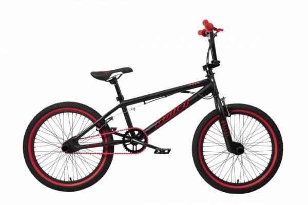 BULLET BORA BMX black-red