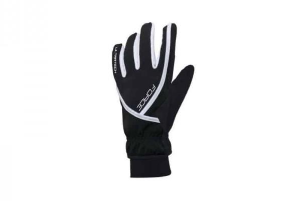 FORCE Ultra Tech winter bike gloves